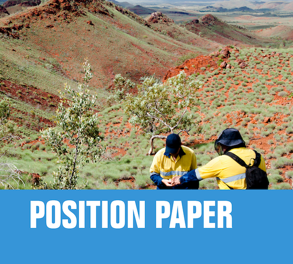 position paper CORRUPTION IN MINING