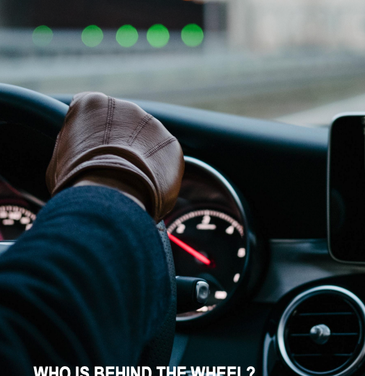 whos behind the wheel