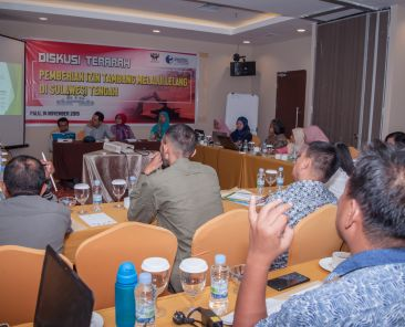 Indonesia-FGD Sulteng