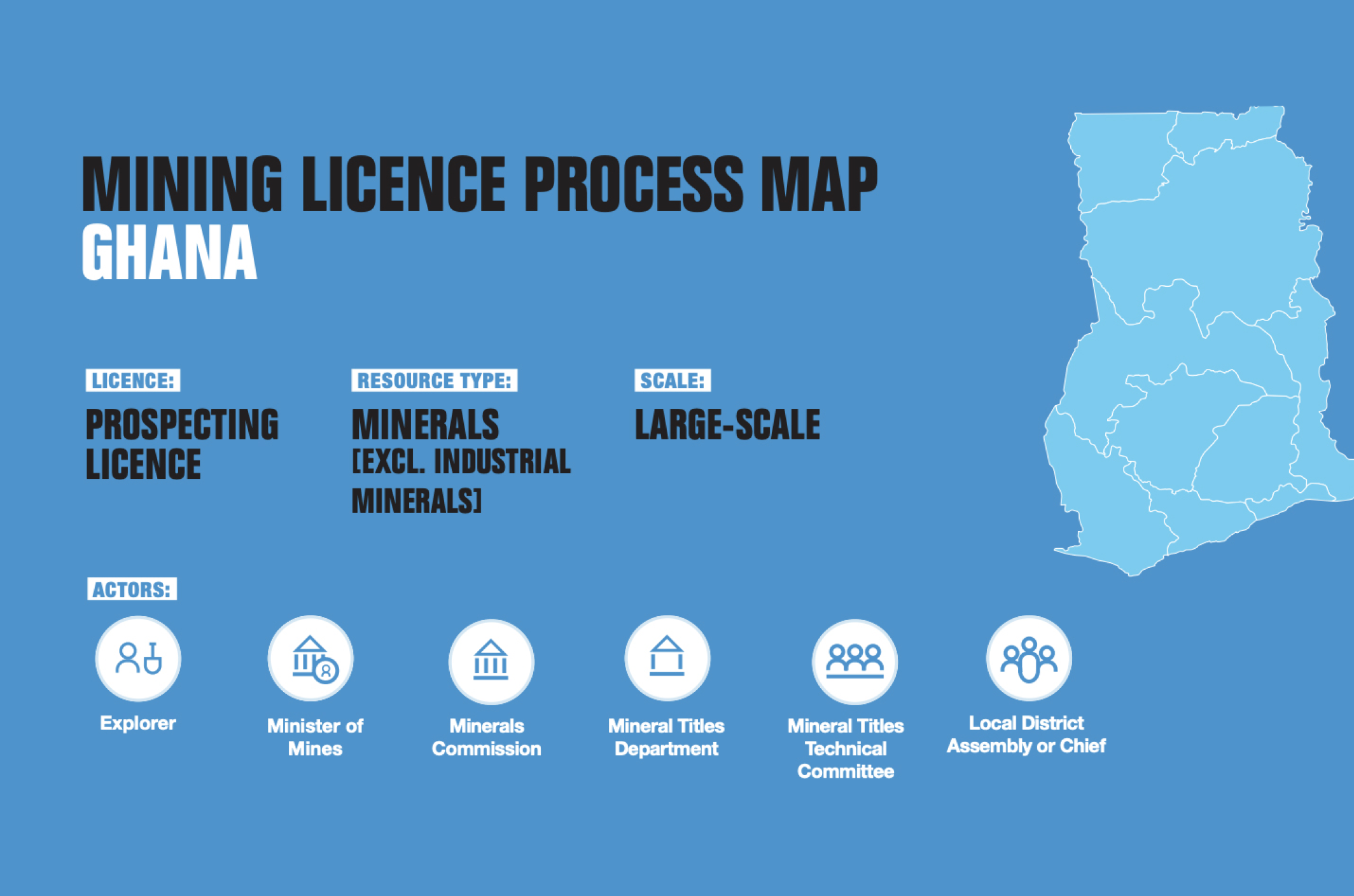 mining license map