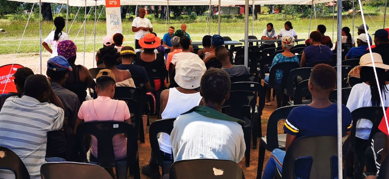 Corruption Watch community consultation